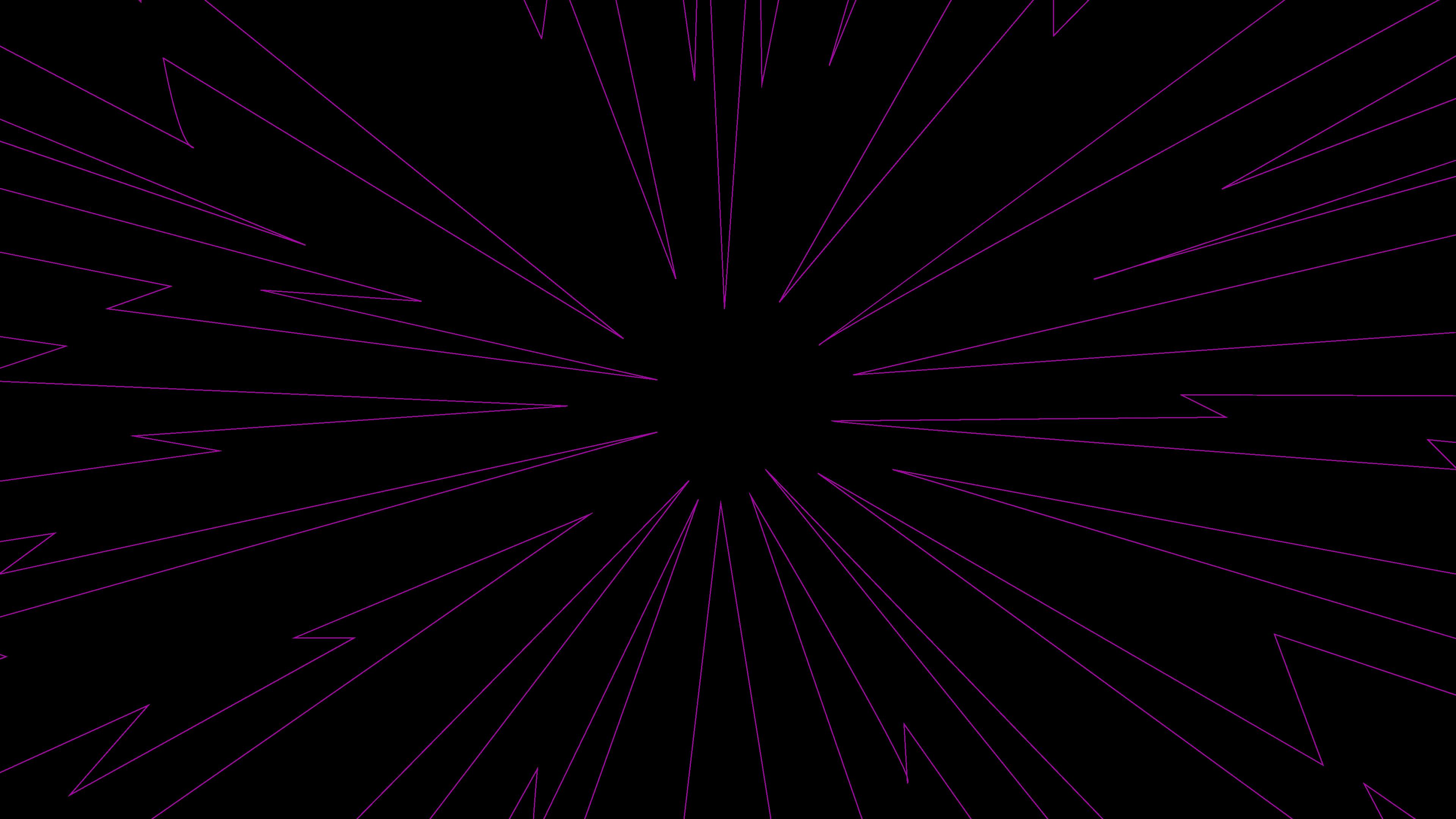 purple-rays